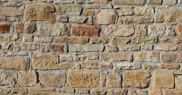 Teaser Baukundendienst Bruchsteinmauer